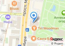 Компания «Орбитальная пельменная» на карте