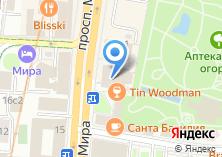 Компания «АртБАЛКОН» на карте