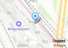 Компания «На Рижской» на карте