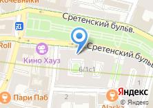 Компания «Интер-Эйр групп» на карте
