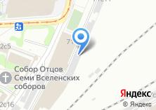 Компания «Магазин швейной фурнитуры *лавка швей*» на карте