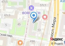 Компания «Master`s» на карте