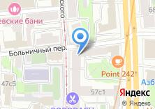 Компания «МЕМ» на карте
