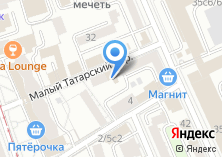 Компания «Представительство Администрации Брянской области при Правительстве РФ» на карте