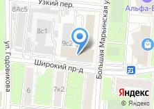 Компания «МТпро» на карте