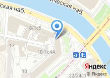 Компания «Министерство экономического развития РФ» на карте
