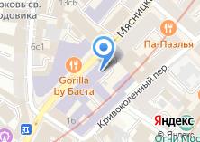 Компания «БукВышка» на карте
