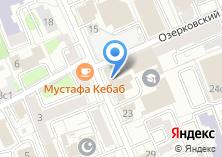 Компания «Почтовое отделение №115184» на карте