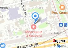 Компания «Мархаба» на карте