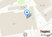 Компания «АББ» на карте