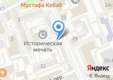Компания «НИИ здравоохранения и медицинского менеджмента Департамента здравоохранения города Москвы» на карте