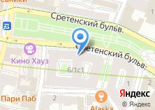 Компания «М-СЕРВИС» на карте
