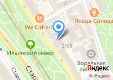Компания «PQD.ru» на карте