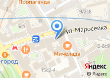 Компания «Ева-Курорт» на карте