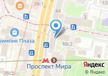 Компания «THOMAS MUNZ» на карте