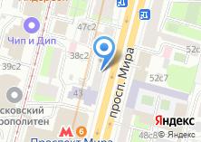 Компания «Сибирское золото» на карте