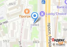 Компания «Детская музыкальная школа им. Н.П. Осипова» на карте