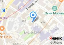 Компания «Банковский Аудит» на карте