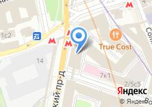 Компания «КонверсМедПроект» на карте