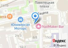 Компания «Проверок.Нет» на карте