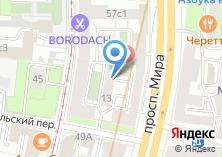 Компания «Hostel-House.ru» на карте