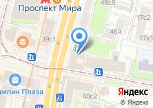 Компания «Universal Language School» на карте