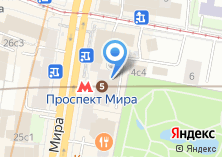 Компания «Много цветов» на карте