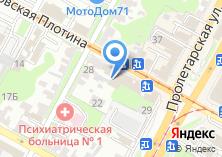 Компания «Магазин бытовой техники и электроники» на карте