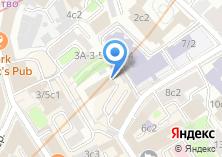 Компания «Travel Business Service» на карте