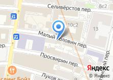 Компания «Агентство Лен» на карте