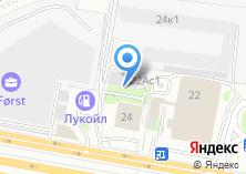 Компания «IBFM» на карте