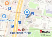 Компания «Качанова и партнеры» на карте