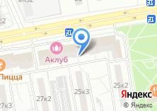 Компания «Маттино Обувь» на карте
