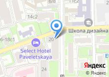 Компания «ЮК-ПРЕМИУМ» на карте