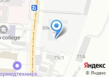 Компания «MOTO-F» на карте