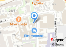 Компания «Mi-Casa.ru» на карте