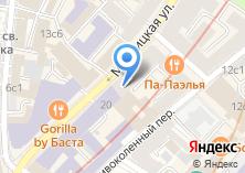 Компания «Московский Антикоррупционный Комитет» на карте