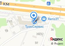 Компания «Truck Detal» на карте