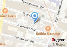 Компания «XIX» на карте
