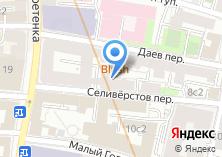 Компания «Авакс Телеком» на карте