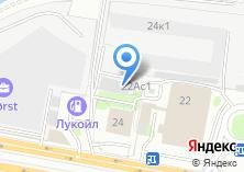 Компания «Автовыхлоп» на карте
