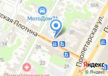 Компания «Сантехгарант» на карте