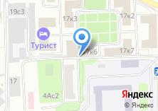 Компания «СТРОЙПРОЕКТ-21 ВЕК» на карте