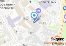 Компания «Эксперт-Центр» на карте