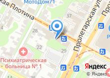 Компания «Строящееся административное здание по ул. Демидовская Плотина» на карте