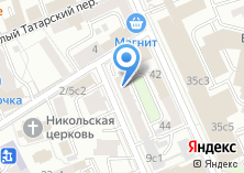 Компания «ЭУР-МЕД Денталдепо» на карте