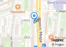 Компания «Лаборатория движения» на карте