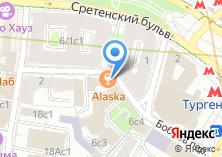 Компания «ГСМ» на карте