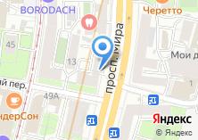 Компания «Локэйн» на карте