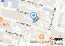 Компания «CITY LIFE HOTEL» на карте